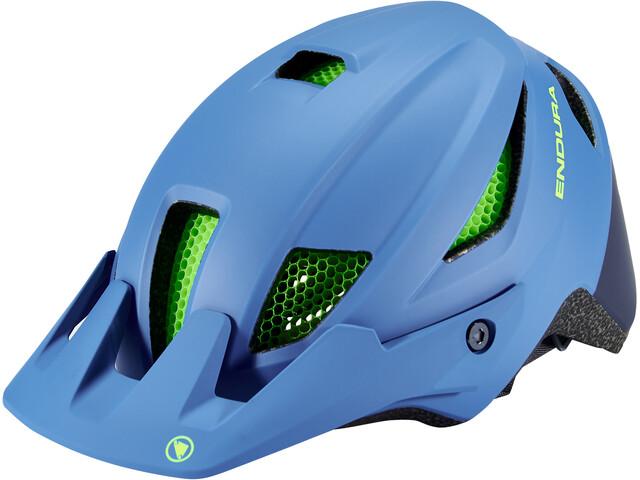 Endura MT500 Helm Kinderen, azure blue